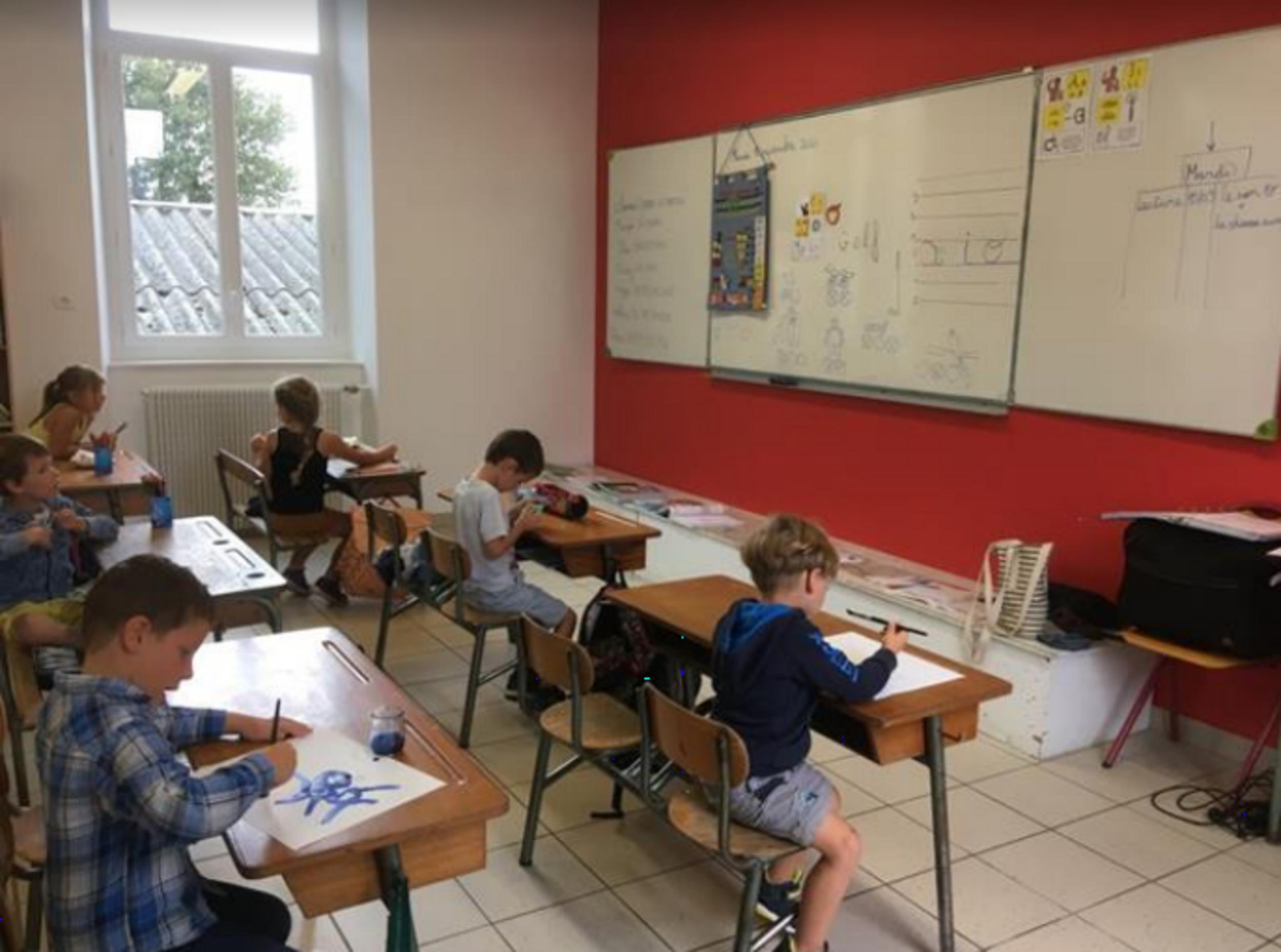 Saint-Martin-des-Prés : Le changement d'organisation au sein du RPI