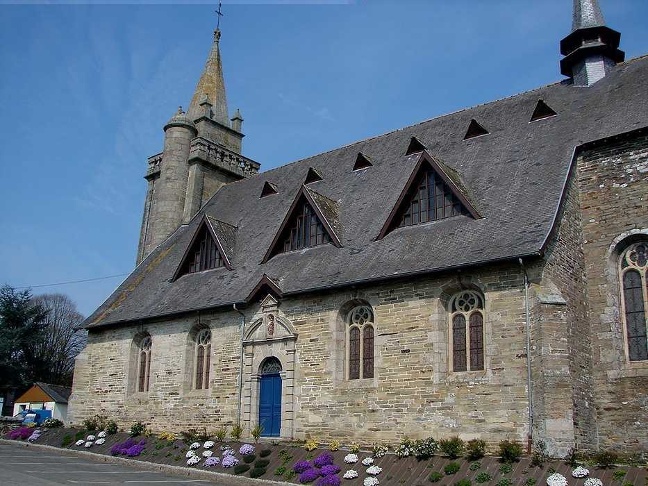 L''église de Saint-Martin-des-Prés 0