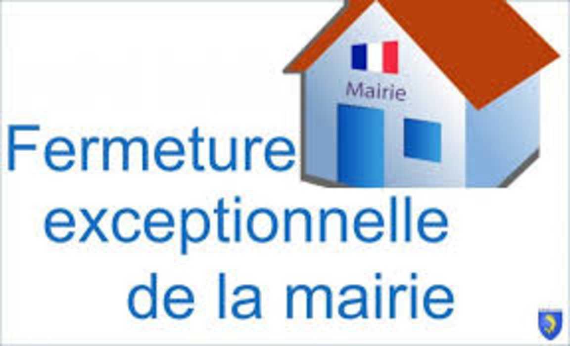 Mairie SAINT MARTIN DES PRÉS FERMÉE CE VENDREDI 14 MAI 2021 0